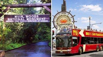 ,Excursión a Muir Woods,Excursion to Muir Woods,Excursión a Yosemite,Excursion to Yosemite