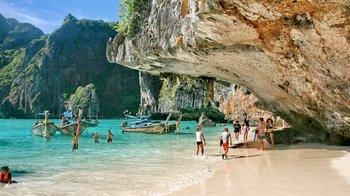 ,Excursión a Isla James Bond,Excursion to James Bond Island,Excursión a Bahía de Phang Nga,Excursion to Phang Nga Bay