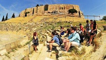 ,Acrópolis,Visita de mediodía a Acrópolis