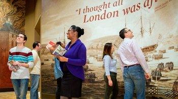Tickets, museos, atracciones,Entradas a atracciones principales,Museo de la Revolución Americana