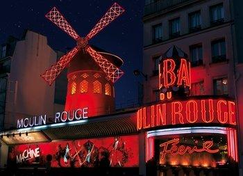,Torre Eiffel,Crucero por el Sena,Moulin Rouge,Cena