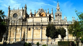 ,Catedral y Giralda