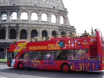 ,Bus turístico