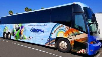 Traslados y servicios,Traslados aeropuertos, estaciones etc.,Disneyland