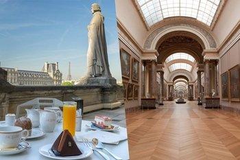 ,Museo del Louvre,Sin colas