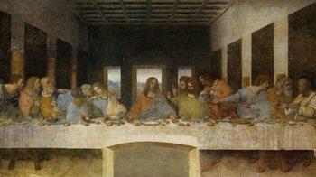 ,La última cena de Da Vinci