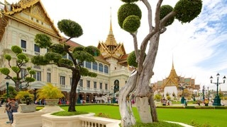 Grand Palace which includes a garden