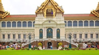 Grand Palace featuring heritage elements