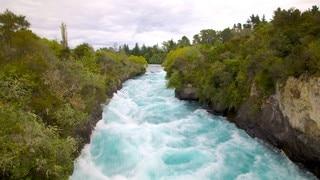 Cascade de Huka
