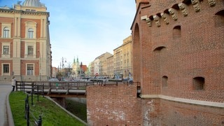 Barbacane di Cracovia