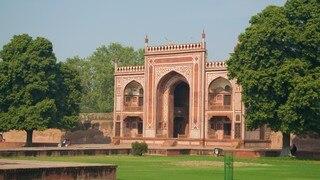 Itmad-ud-Daulah's Tomb