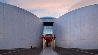Perlan featuring modern architecture