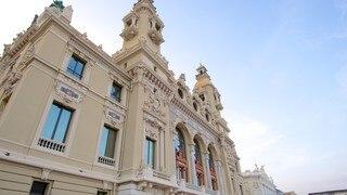 Salle Garnier Opera House