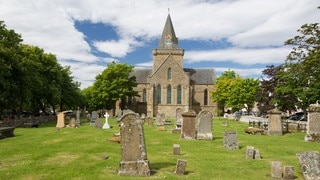 Historic Buildings Pictures: View Images of Dornoch Cathedral