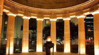 ANZAC Square War Memorial