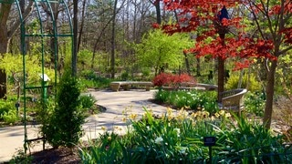 Kansas City Botanical Gardens >> Gardens Parks Pictures View Images Of Overland Park