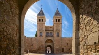 Puerta Bisagra City Gate