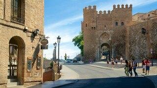 Top 10 jewish quarter hotels in toledo 44 cheap hotels for Puerta del sol santiago