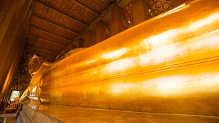 Wat Pho showing religious aspects, interior views and a temple or place of worship