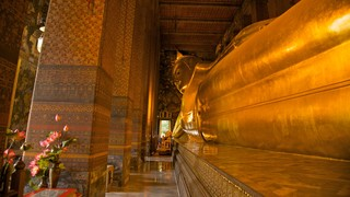 Wat Pho showing a temple or place of worship, religious elements and interior views