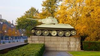 Tiergarten Soviet War Memorial