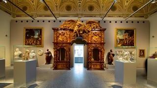 Carrara Academy Gallery