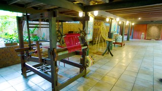 Jim Thompson House which includes interior views