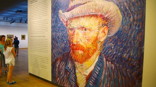Van Goghin museo
