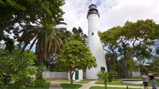 Lighthouse Pictures: View Images of Key West Lighthouse and