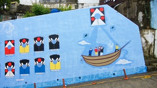 Art Pictures View Images Of Dongpirang Wall Painting Village