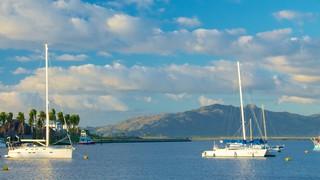Port Denarau featuring boating, general coastal views and sailing