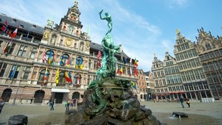 Grand-Place d'Anvers