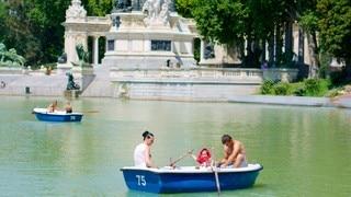 엘 레티로 공원