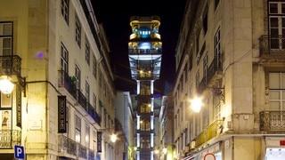 Ascenseur de Santa Justa