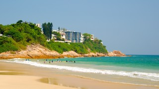 Pantai Shek O