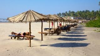 Ashvem Beach