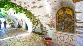 Monastero Paleokastritsa