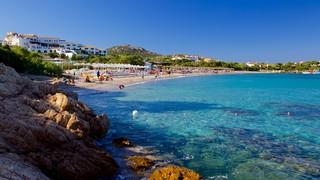 Romazzino Beach