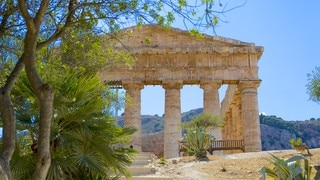 Greek Temple of Segesta