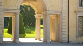 Villa Olmo which includes heritage architecture