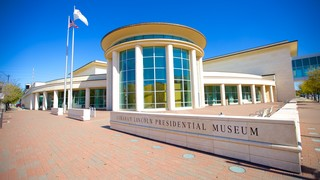 Illinois State Museum Abraham Lincoln Presidential Library And