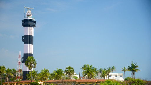 Pondicherry Lighthouse