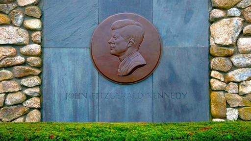 Mémorial à John F. Kennedy