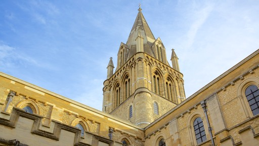 Cathédrale Christ Church d'Oxford