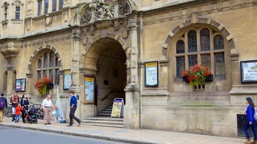 Hôtel de ville d'Oxford