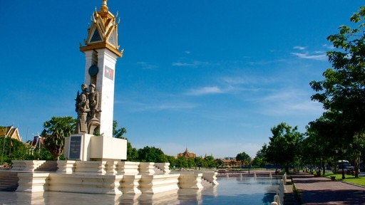 Cambodia-Vietnam Friendship Monument