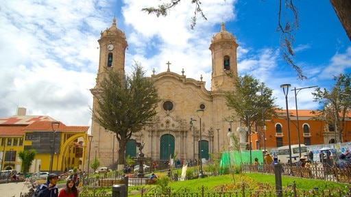 Potosi Cathedral