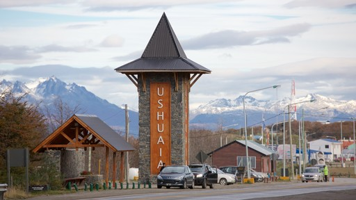 Nationaal park Tierra del Fuego
