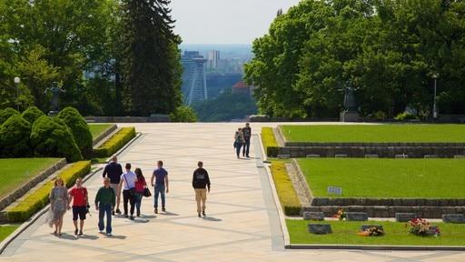 Slavin Monument