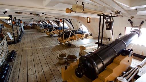 Bateau-musée HMS Victory